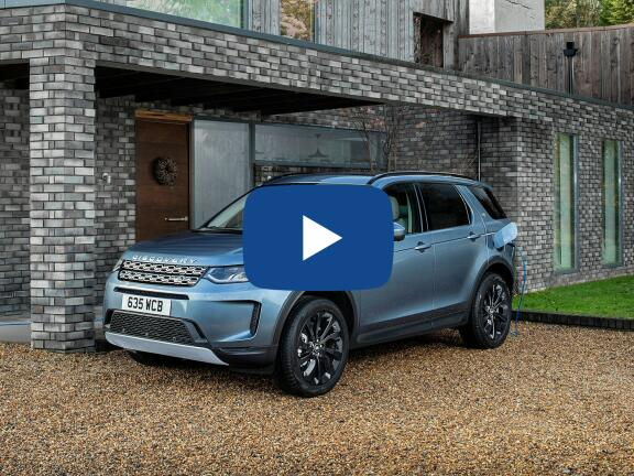 Video Review: LAND ROVER DISCOVERY SPORT SW 1.5 P300e R-Dynamic SE 5dr Auto [5 Seat]