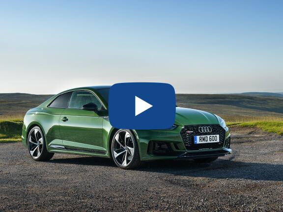 Video Review: AUDI RS 5 COUPE RS 5 TFSI Quattro 2dr Tiptronic