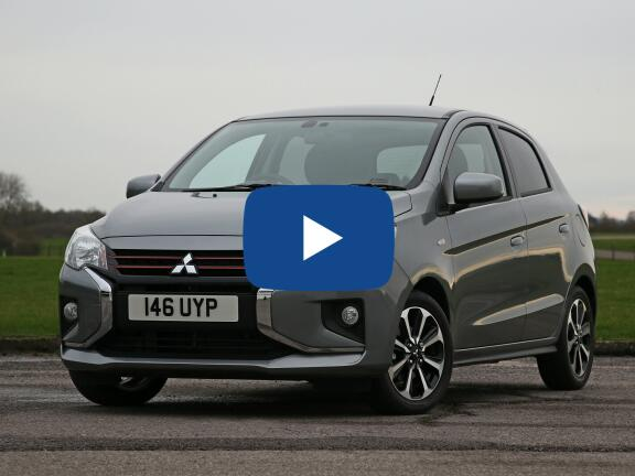 Video Review: MITSUBISHI MIRAGE HATCHBACK SPECIAL EDITIONS 1.2 First Edition 5dr CVT