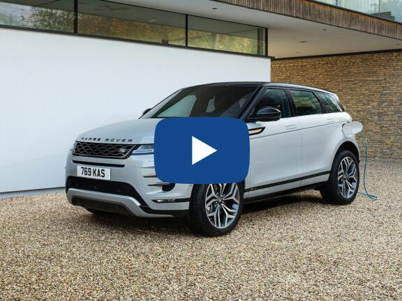 Video Review: LAND ROVER RANGE ROVER EVOQUE HATCHBACK 1.5 P300e R-Dynamic S 5dr Auto