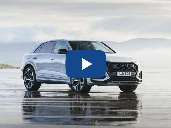 Video Review: AUDI RS Q8 ESTATE RS Q8 TFSI Quattro Carbon Black 5dr Tiptron [C+S]
