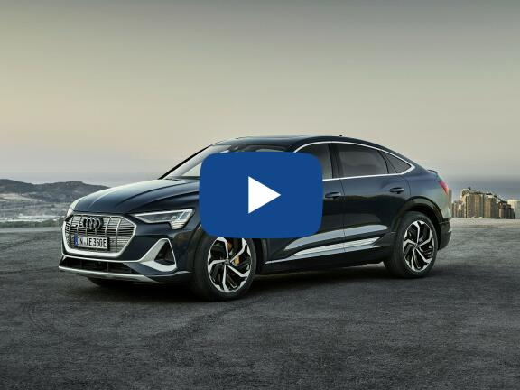 Video Review: AUDI E-TRON SPORTBACK 300kW 55 Quattro 95kWh S Line 5dr Auto [C+S]