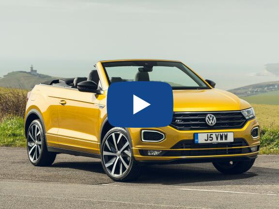 Video Review: VOLKSWAGEN T-ROC CABRIOLET 1.5 TSI R Line 2dr
