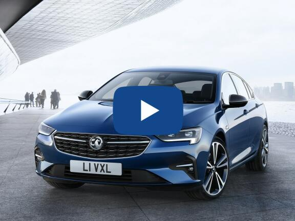 Video Review: VAUXHALL INSIGNIA GRAND SPORT 2.0 Turbo 230 AWD GSI 5dr Auto