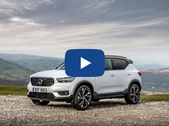Video Review: VOLVO XC40 ESTATE 2.0 B4P R DESIGN 5dr Auto