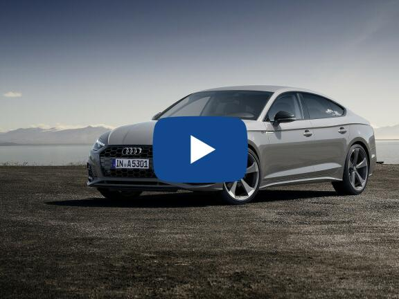 Video Review: AUDI A5 SPORTBACK SPECIAL EDITIONS 35 TFSI Edition 1 5dr S Tronic