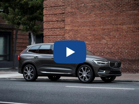 Video Review: VOLVO XC60 ESTATE 2.0 T6 Recharge PHEV R DESIGN 5dr AWD Auto