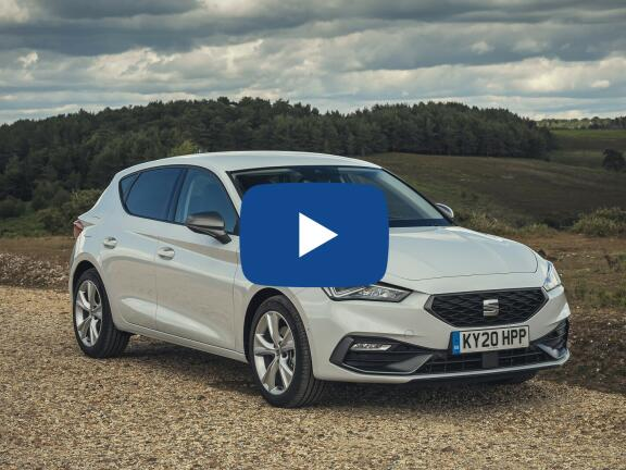 Video Review: SEAT LEON HATCHBACK SPECIAL EDITION 1.5 eTSI 150 FR First Edition 5dr DSG