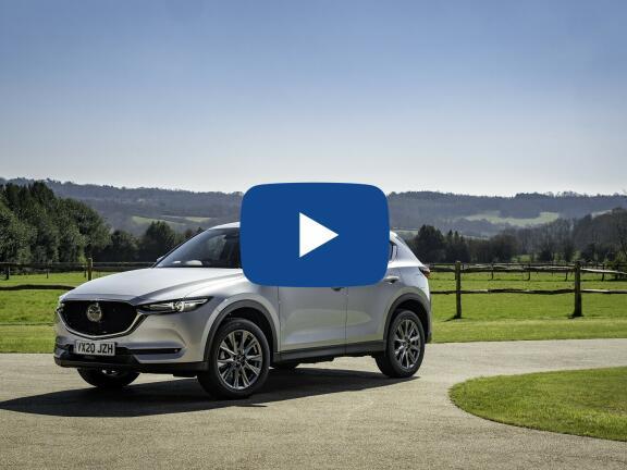 Video Review: MAZDA CX-5 DIESEL ESTATE 2.2d Sport 5dr Auto