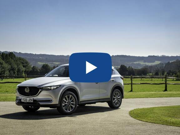 Video Review: MAZDA CX-5 DIESEL ESTATE 2.2d [184] GT Sport 5dr Auto AWD