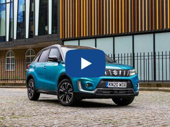 Video Review: SUZUKI VITARA ESTATE 1.4 Boosterjet 48V Hybrid SZ5 5dr