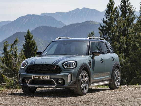 MINI COUNTRYMAN HATCHBACK 1.5 Cooper Exclusive ALL4 5dr Auto [Com/Nav+ Pack]