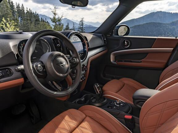 MINI COUNTRYMAN HATCHBACK 2.0 Cooper S Exclusive 5dr [Comfort Pack]