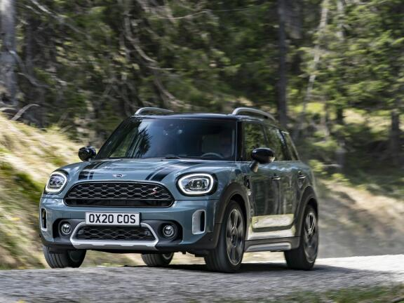 MINI COUNTRYMAN HATCHBACK 2.0 Cooper S Classic 5dr Auto [Comfort/Nav+ Pack]