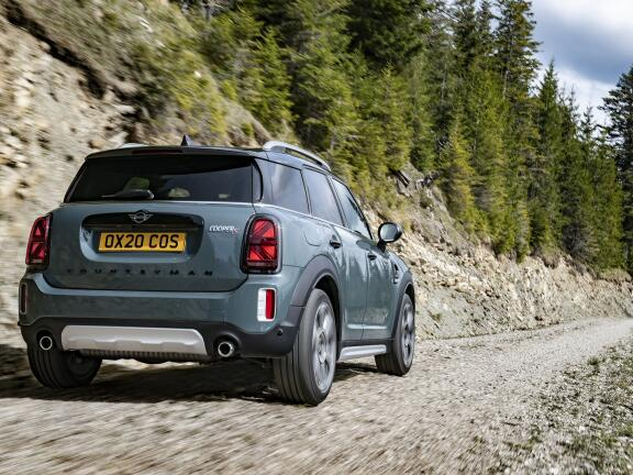 MINI COUNTRYMAN HATCHBACK 2.0 John Cooper Works ALL4 5dr Auto [Nav+]