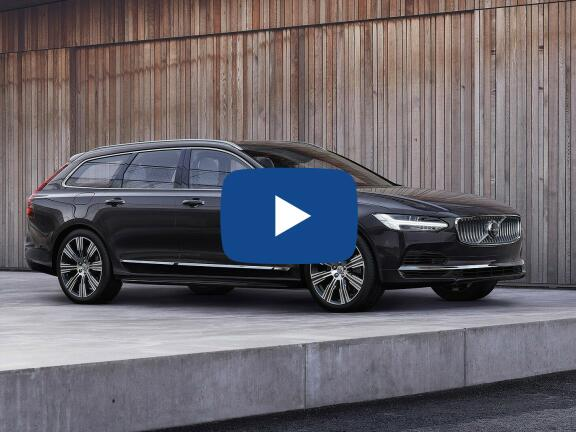 Video Review: VOLVO V90 DIESEL ESTATE 2.0 B5D Cross Country 5dr AWD Auto