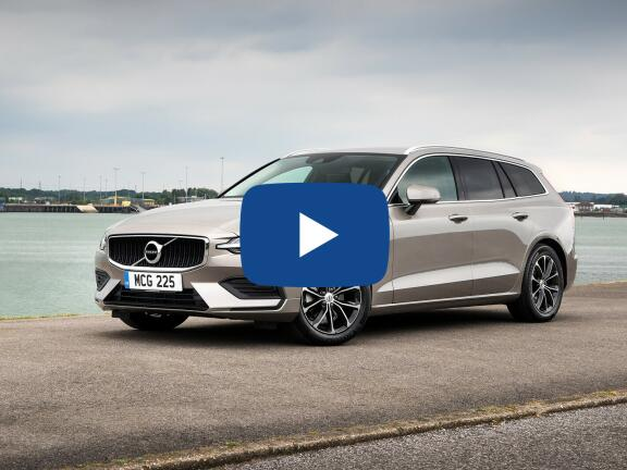 Video Review: VOLVO V60 SPORTSWAGON SPECIAL EDITION 2.0 T8 Recharge PHEV Polestar Enginrd 5dr AWD Auto