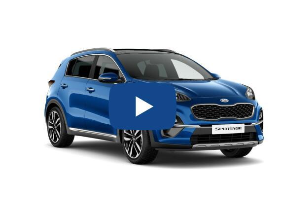 Video Review: KIA SPORTAGE ESTATE 1.6T GDi ISG 3 5dr [AWD]