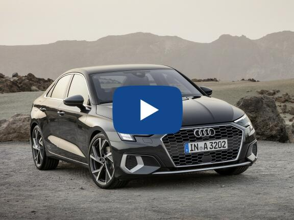 Video Review: AUDI A3 SALOON SPECIAL EDITIONS 35 TFSI Edition 1 4dr [Comfort+Sound]