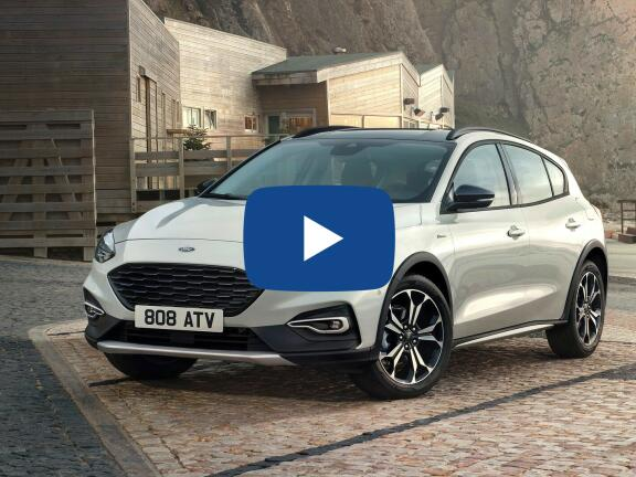 Video Review: FORD FOCUS DIESEL ESTATE 1.5 EcoBlue 120 Active X Edition 5dr