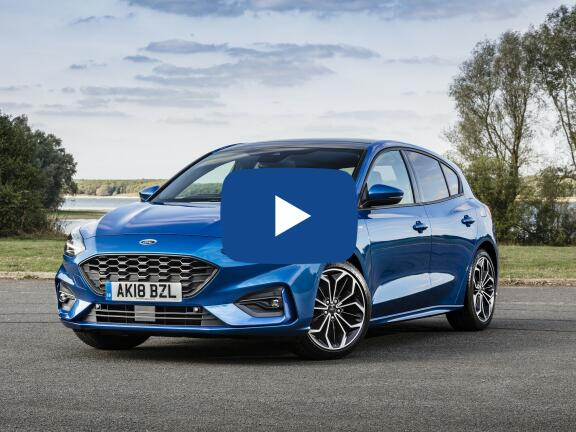 Video Review: FORD FOCUS HATCHBACK 1.0 EcoBoost 125 ST-Line Edition 5dr Auto