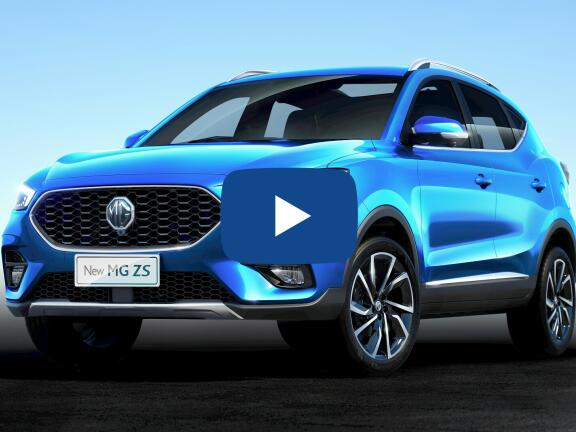 Video Review: MG MOTOR UK ZS HATCHBACK 1.0T GDi Excite 5dr DCT