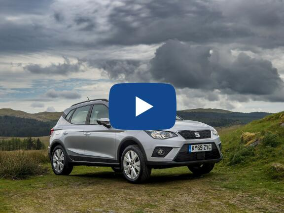 Video Review: SEAT ARONA HATCHBACK 1.0 TSI 110 FR [EZ] 5dr