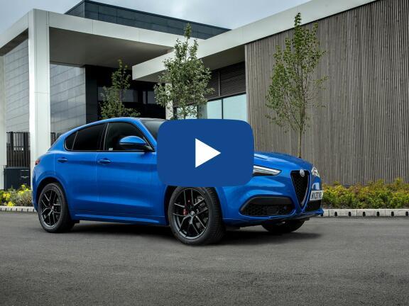 Video Review: ALFA ROMEO STELVIO ESTATE 2.9 V6 BiTurbo 510 Quadrifoglio 5dr Auto [ACC]