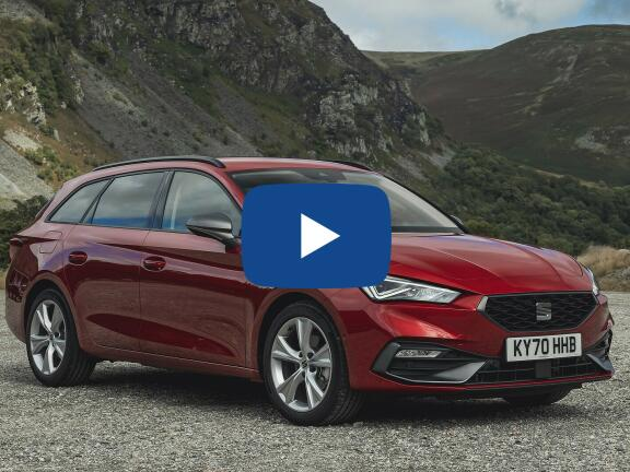 Video Review: SEAT LEON ESTATE 1.5 TSI EVO Xcellence Lux 5dr