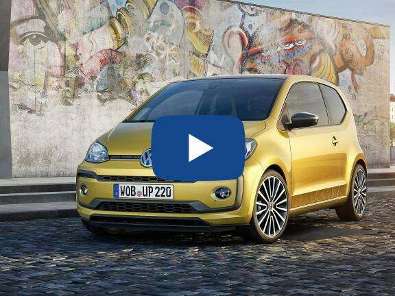 Video Review: VOLKSWAGEN UP HATCHBACK 1.0 65PS White Edition 5dr