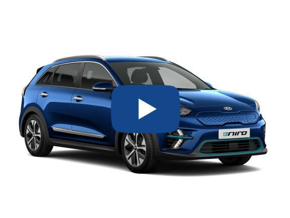 Video Review: KIA E-NIRO ELECTRIC ESTATE 150kW 3 64kWh 5dr Auto