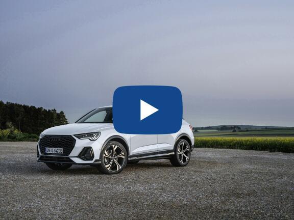 Video Review: AUDI Q3 SPORTBACK 40 TFSI Quattro Sport 5dr S Tronic [C+S Pack]