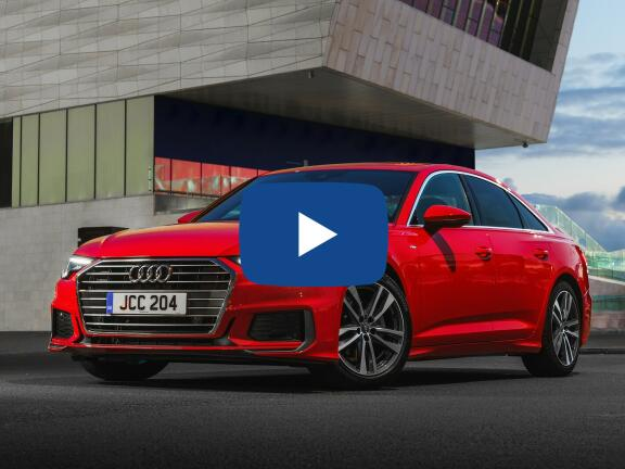 Video Review: AUDI A6 SALOON 40 TFSI Sport 4dr S Tronic [Tech Pack]