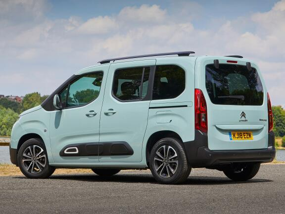 CITROEN BERLINGO ESTATE 1.2 PureTech 130 Flair M 5dr EAT8