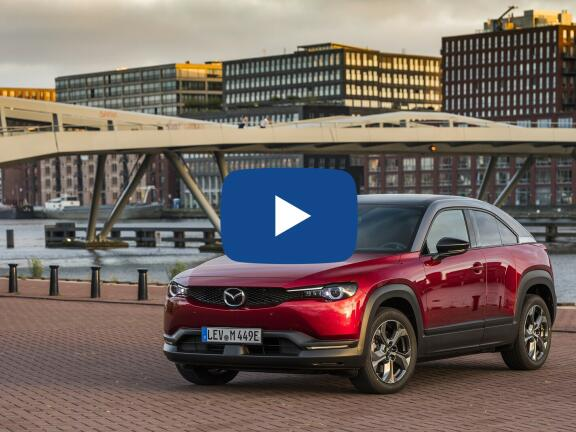 Video Review: MAZDA MX-30 HATCHBACK SPECIAL EDITIONS 107kW First Edition 35.5kWh 5dr Auto