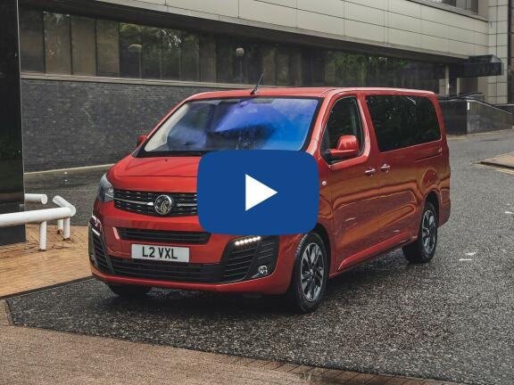 Video Review: VAUXHALL VIVARO-E LIFE ELECTRIC ESTATE 100kW Elite L 50kWh 5dr Auto