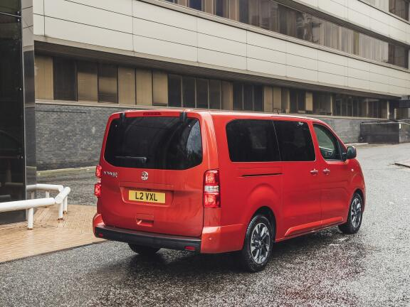 VAUXHALL VIVARO-E LIFE ELECTRIC ESTATE 100kW Elite L 50kWh 5dr Auto