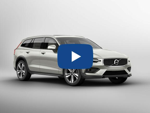 Video Review: VOLVO V60 DIESEL SPORTSWAGON 2.0 B4D Cross Country 5dr AWD Auto