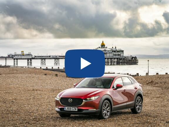 Video Review: MAZDA CX-30 HATCHBACK SPECIAL EDITION 2.0 Skyactiv-X MHEV 100th Anniversary Edition 5dr