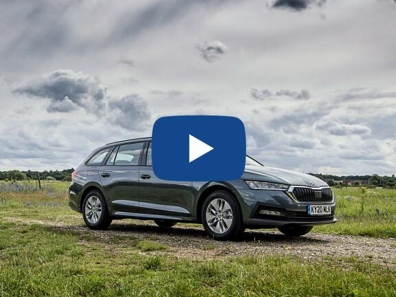 Video Review: SKODA OCTAVIA ESTATE SPECIAL EDITION 1.0 TSI SE First Edition 5dr