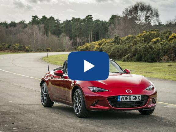 Video Review: MAZDA MX-5 CONVERTIBLE SPECIAL EDITION 2.0 [184] 100th Anniversary Edition 5dr