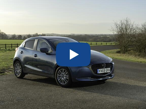 Video Review: MAZDA MAZDA2 HATCHBACK SPECIAL EDITION 1.5 Skyactiv-G 100th Anniversary Edition 5dr