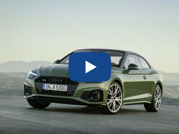 Video Review: AUDI A5 DIESEL COUPE 40 TDI 204 Quattro Vorsprung 2dr S Tronic