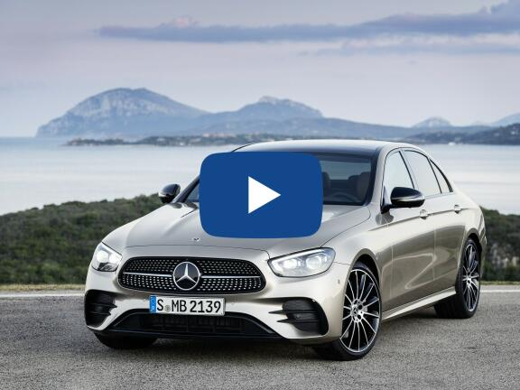 Video Review: MERCEDES-BENZ E CLASS AMG SALOON E53 4Matic+ Night Edition Prem+ 4dr 9G-Tronic
