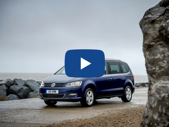 Video Review: VOLKSWAGEN SHARAN ESTATE 1.4 TSI SE Nav 5dr