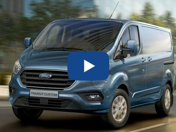 Video Review: FORD TRANSIT CUSTOM DIESEL ESTATE 2.0 EcoBlue 185 Nugget 4dr Auto