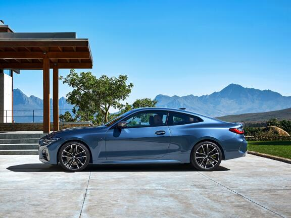 BMW M4 COUPE M4 Competition 2dr Step Auto