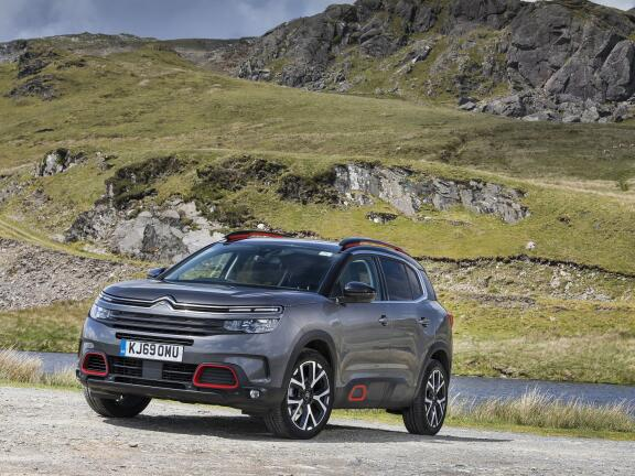 CITROEN C5 AIRCROSS DIESEL HATCHBACK 1.5 BlueHDi 130 Shine Plus 5dr