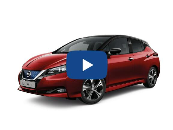 Video Review: NISSAN LEAF HATCHBACK 160kW e+ N-Connecta 62kWh 5dr Auto