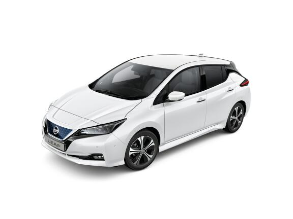 NISSAN LEAF HATCHBACK 160kW e+ N-Connecta 62kWh 5dr Auto